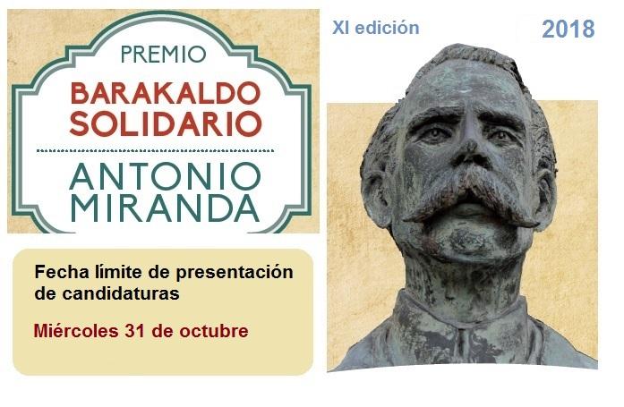 XI Premio Solidario 2018