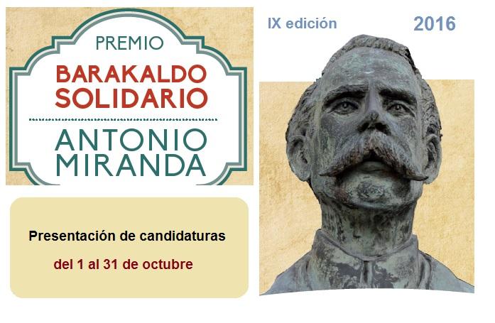 IX Premio Solidario