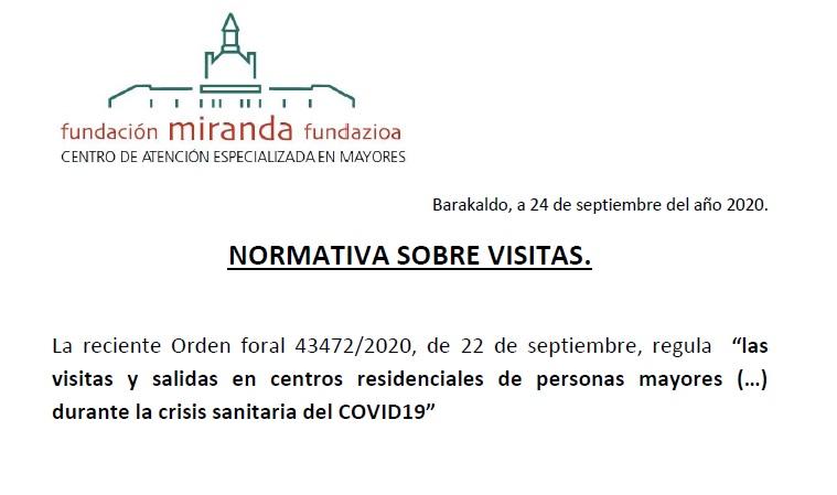 2020-09-24 nueva normativa visitas