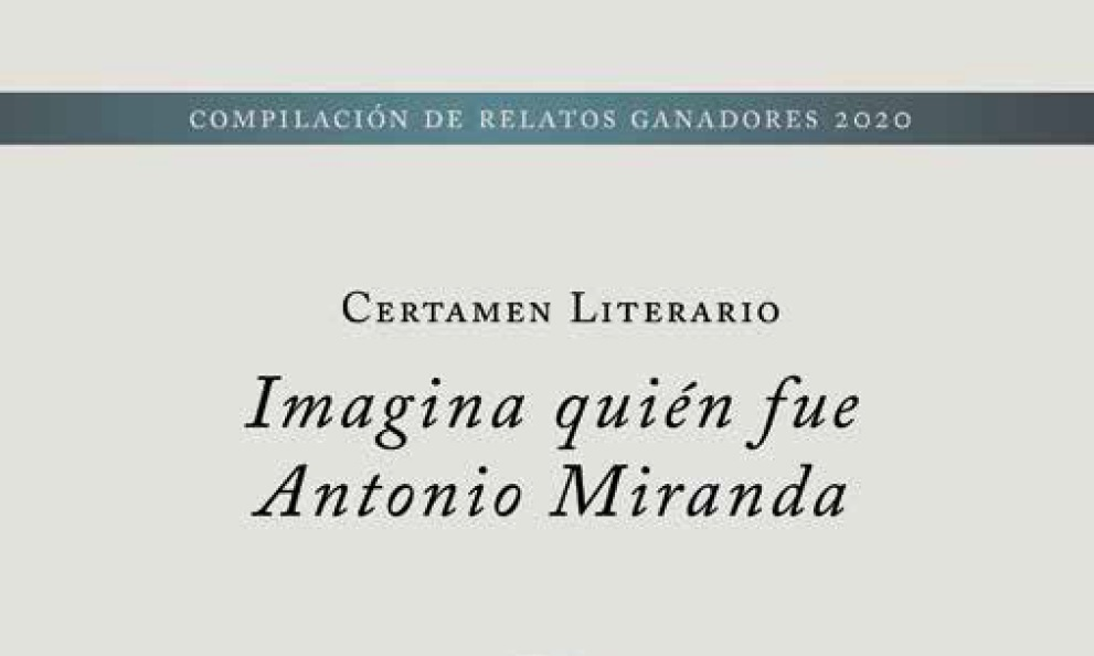 Relatos ganadores Certamen literario
