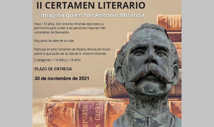 II CERTAMEN LITERARIO (2021)